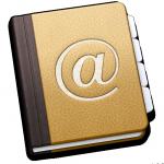 AddressBookIconX